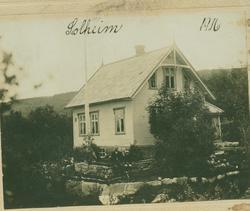 Bestefars hage - Solheim på Indregård