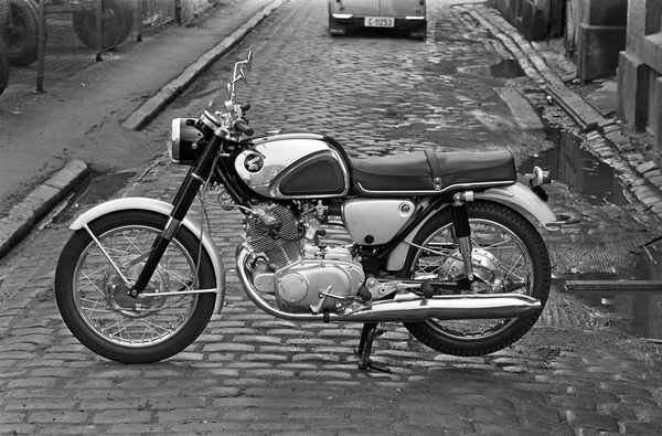 puck motorsykkel