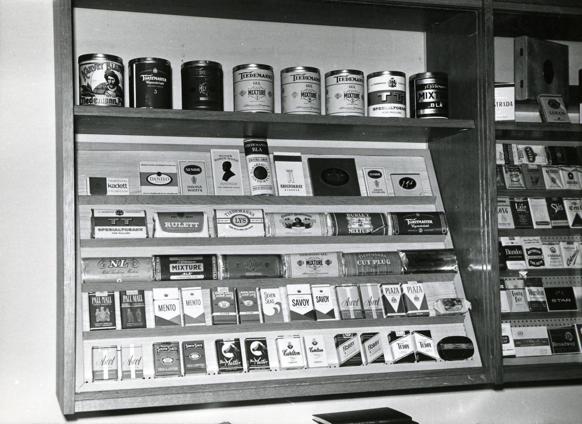 Produkter fra Tiedemann.