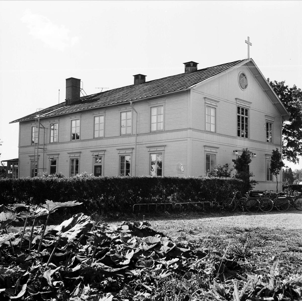 """""""Tierps missionsförsamling 90 år"""", Tierp, Uppland 1967"""