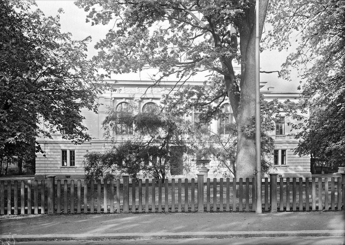 Östgöta studentnation, Trädgårdsgatan, Uppsala 1947