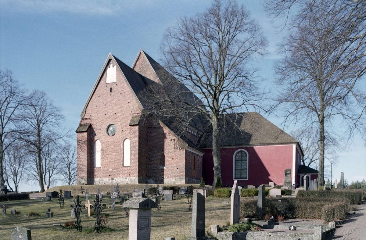 Vendels kyrka, Uppland 1997