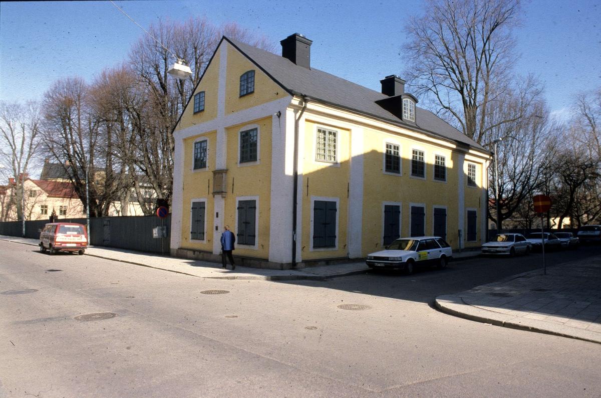 Linnémuseet, Svartbäcksgatan - Linnégatan, Uppsala