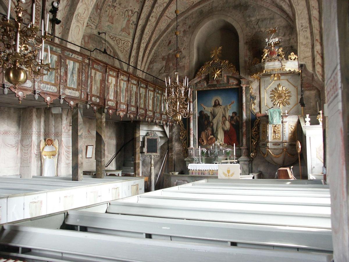 Fil:Skfthammars kyrka unam.net Wikipedia