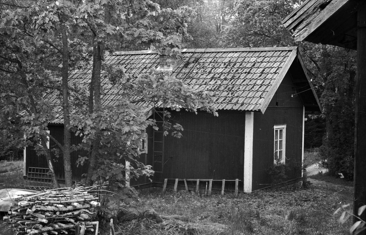 Sidokammarstuga, Sköttbo, Björklinge socken, Uppland