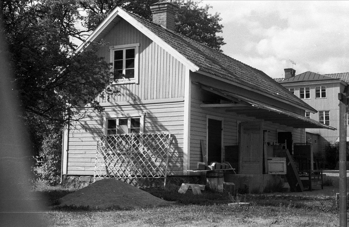 Magasinsbyggnad, Björklinge, Björklinge socken, Uppland 1976