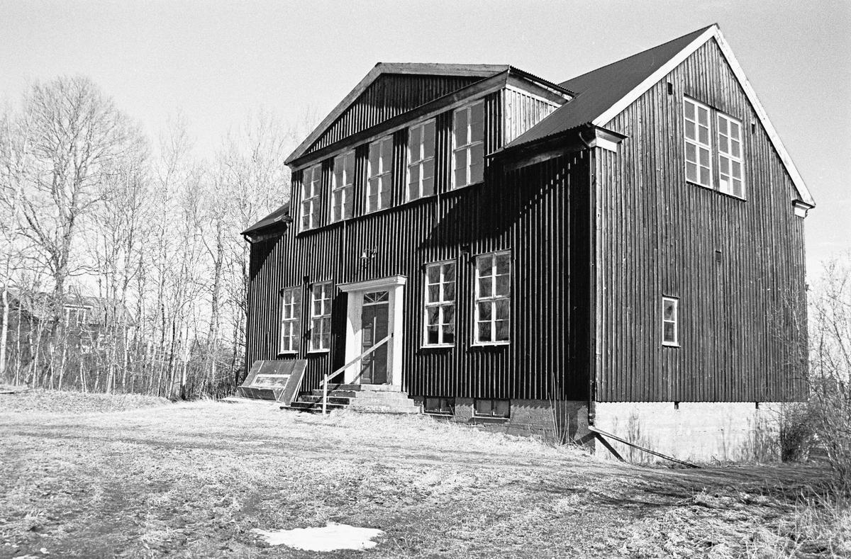 F d Gryttby skola, Vendels socken, Uppland 2000