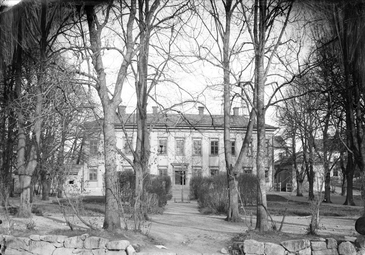 Västmanlands-Dala studentnation, Sysslomansgatan, Uppsala, sannolikt före 1920