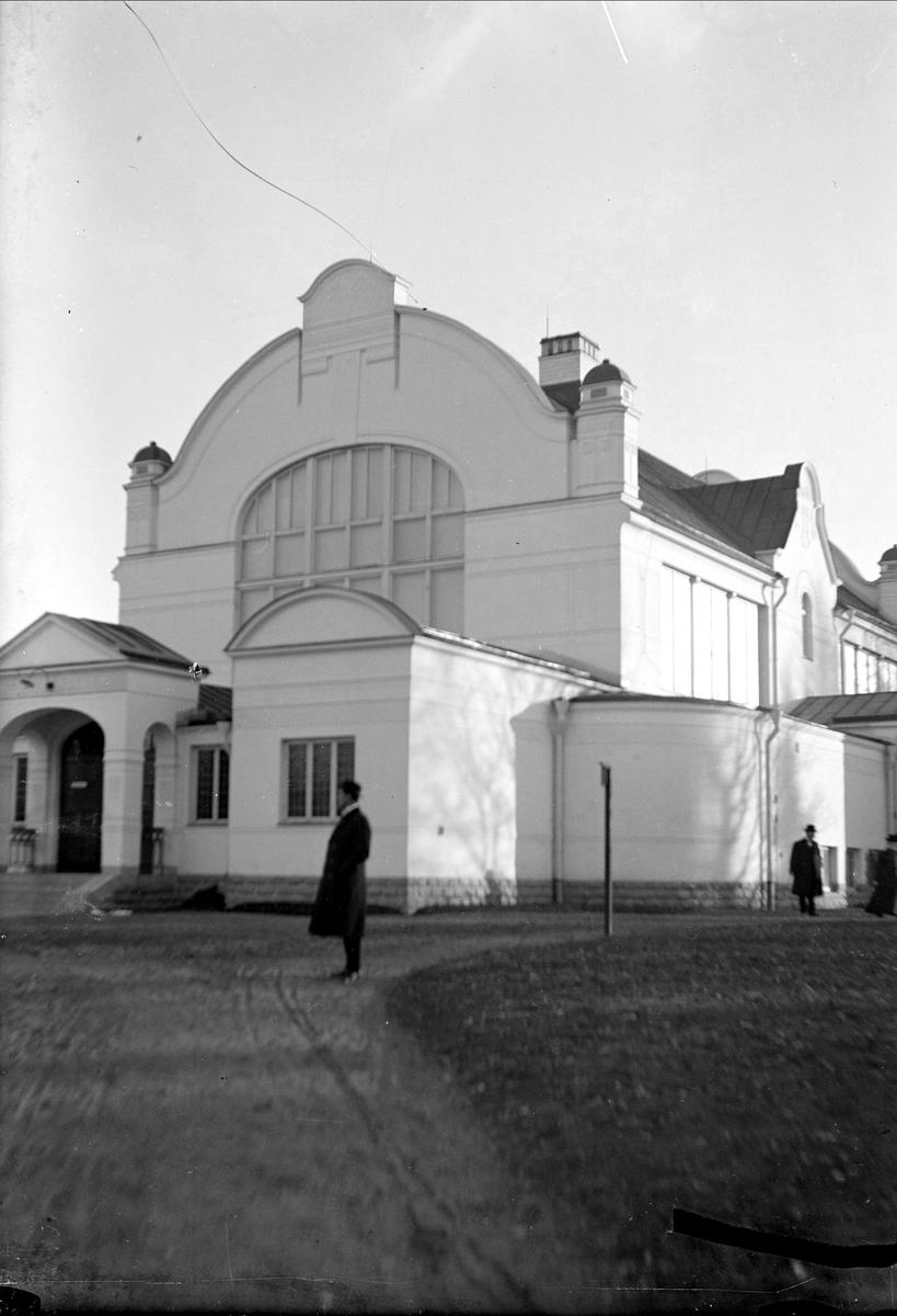 Biologiska museet, Skolparken, Luthagen, Uppsala