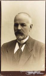Portrett av Ole Leland, Grindheim.
