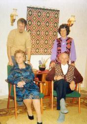 Familien Lian i Lian, Grindheim Audnedal.