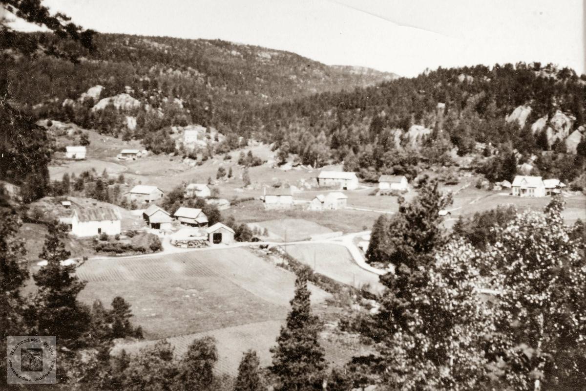 Bilde av Hålandsgarden, Grindheim Audnedal.