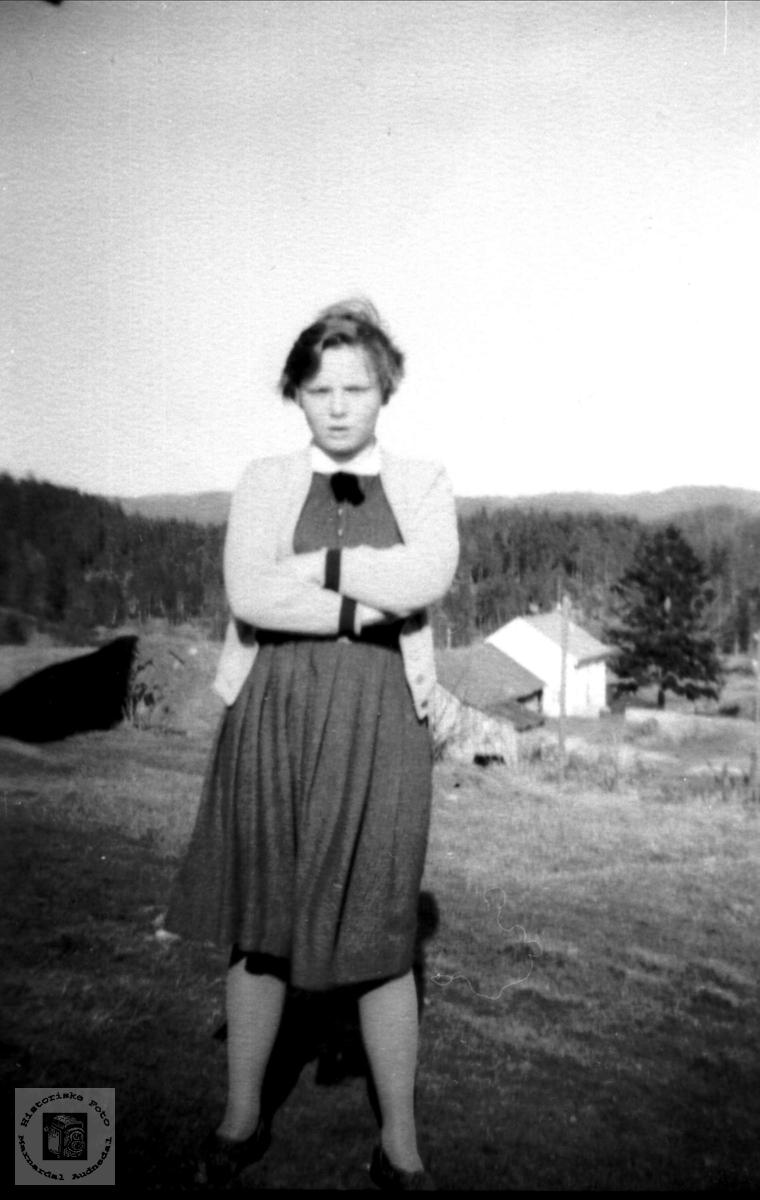 Portrett av Torunn Marie S. Skuland.