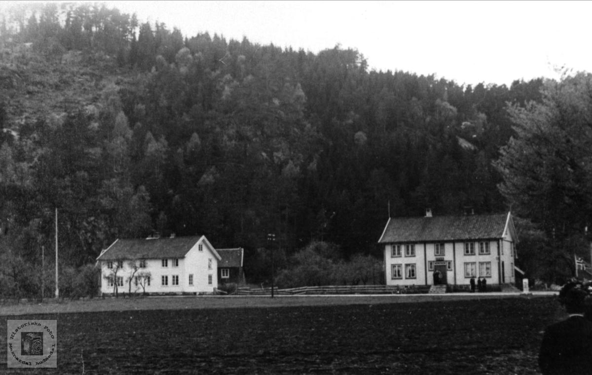 Vestgarden Øyslebø.