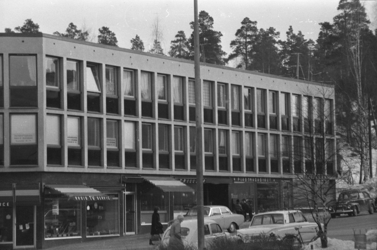 Pedersengården(Pelshuset). Elverum.
