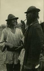 Pater familias i sigøynerlandsbyen