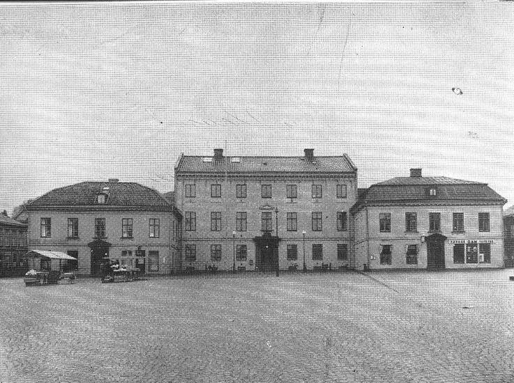 Rådhuset i Uddevalla