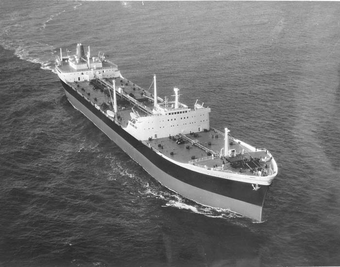 T/T W. Alton Jones DWT. 68.840 Rederi Ships Inc., Monrovia Kölsträckning 58-08-01 Nr. 201 Leverans 59-10-29 Tankfartyg