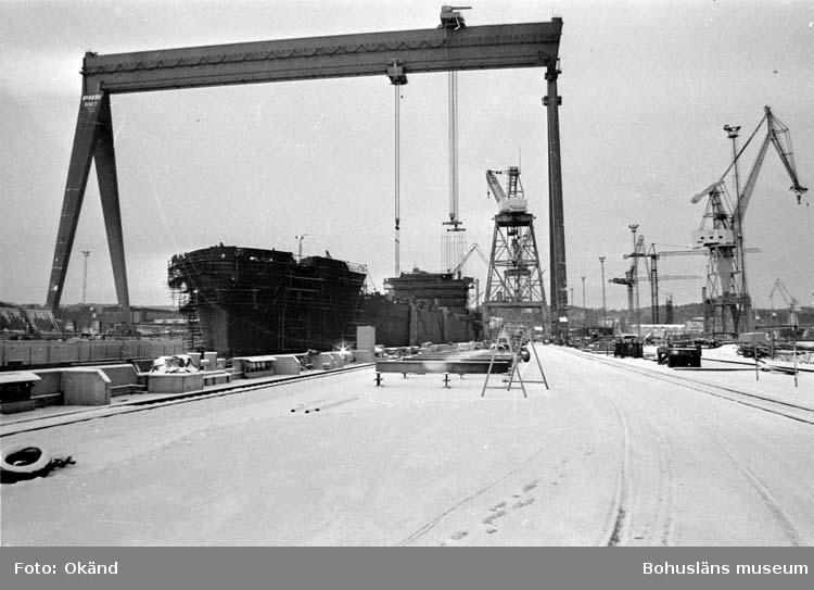 Fartyg 319 OBO Thorgull i dockan.