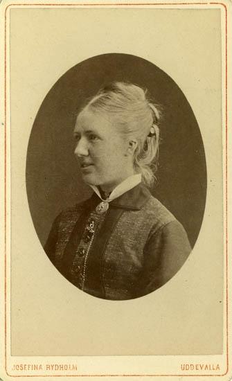 Jane Elley Posse, f. Thorburn (1857- 1897).