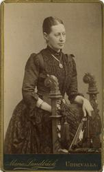 Maria  Wallström (1842 - 1938).