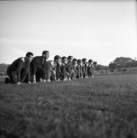 Träning i IK Orient 1947
