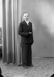 """Enligt fotografens journal nr 6 1930-1943: """"Andersson, Bengt"""
