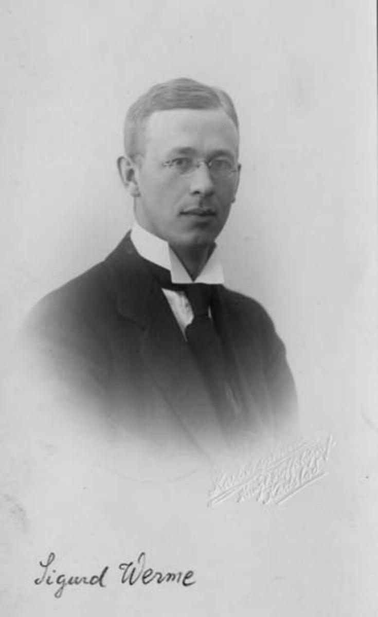 Fotograferat av: Karl Nyström , Karlstad, Värmland  Sigurd Werme