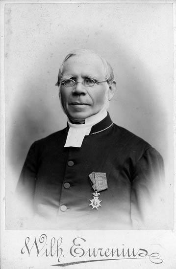 Pastor August Simson (1815 - 1900)