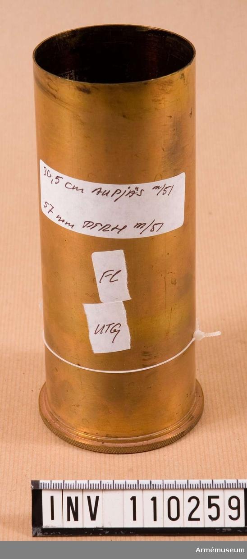 57 mm patronhylsa m/1951