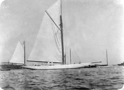Segeljakten Rendez-vous II, byggd 1913