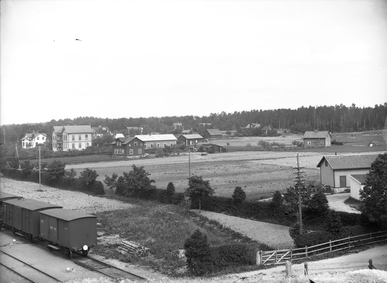 Metallfabriken i Grillby. - Jrnvgsmuseet / DigitaltMuseum