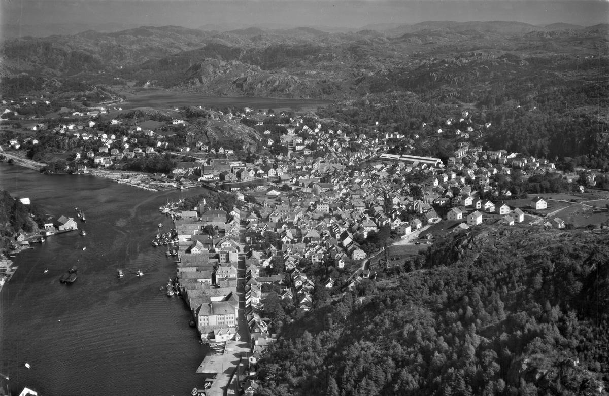 Egersund, indre havn, Hafsøy