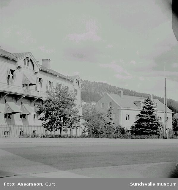 Holmgården, Västermalm.