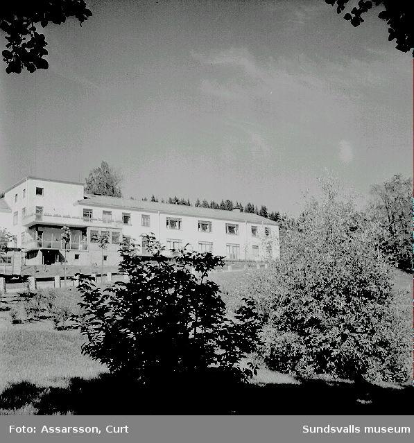 Barnsjukhuset. Ludvigsbergsvägen 11.