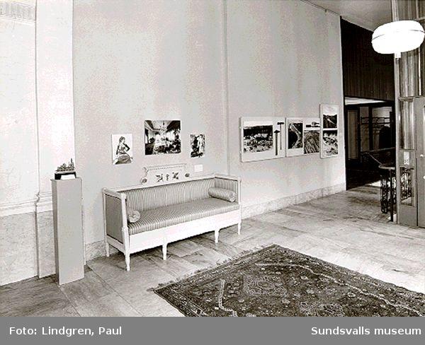 Kyrkogatan 15, Sundsvallsbankens 100-årsjubileum, Direktionen m m