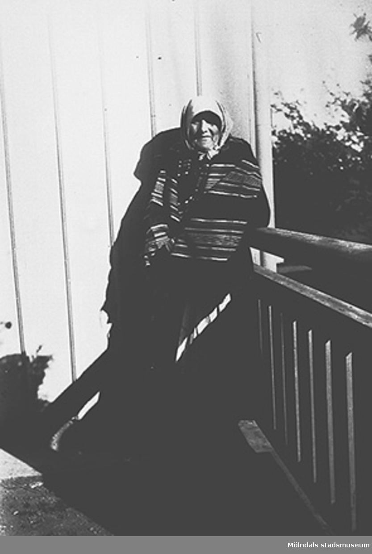Bild ur album om Ingrid Larsson, Lilly Edvardsson (?)Kållered.
