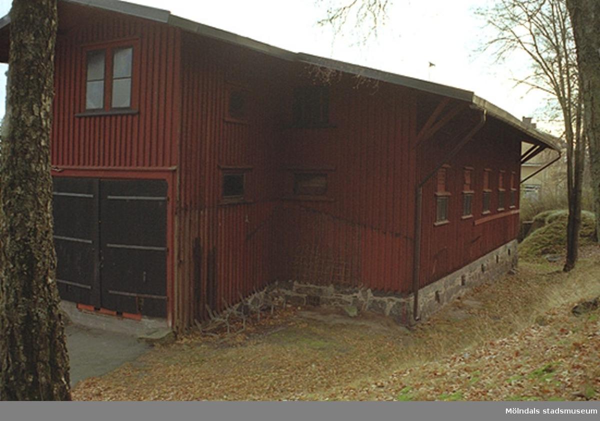 Magasinsbyggnad tillhörande Streteredshemmet.