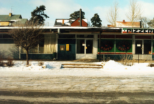 Postkontoret 149 03 Nynäshamn Hamnviksvägen 24