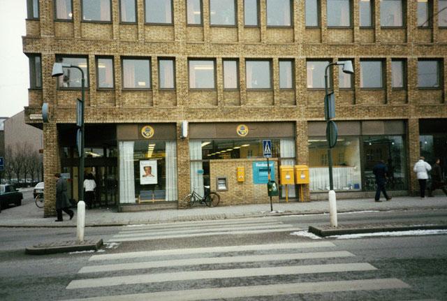 Postkontoret 200 11 Malmö Drottningtorget 10