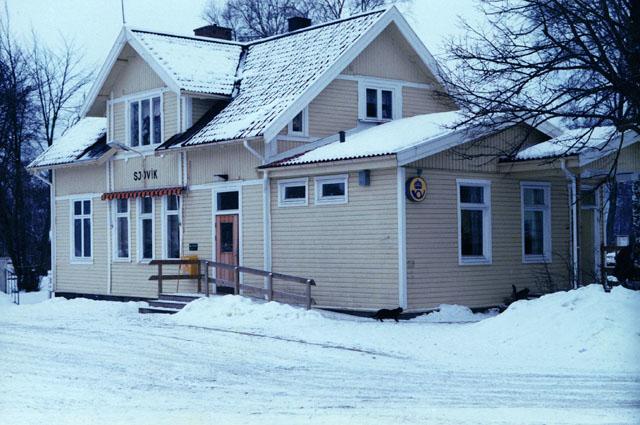 Postkontoret 440 07 Sjövik