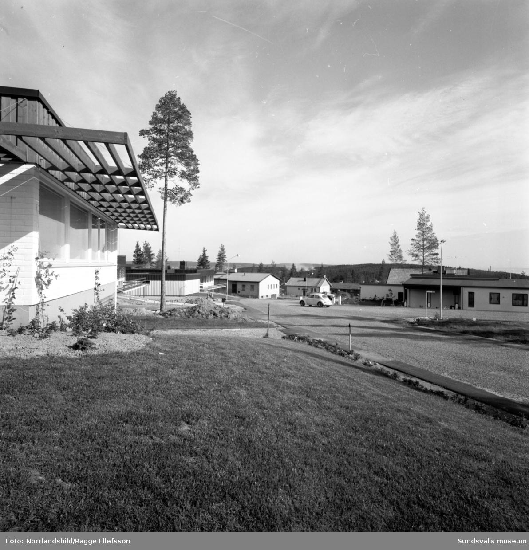 Villaområde i Bydalen.