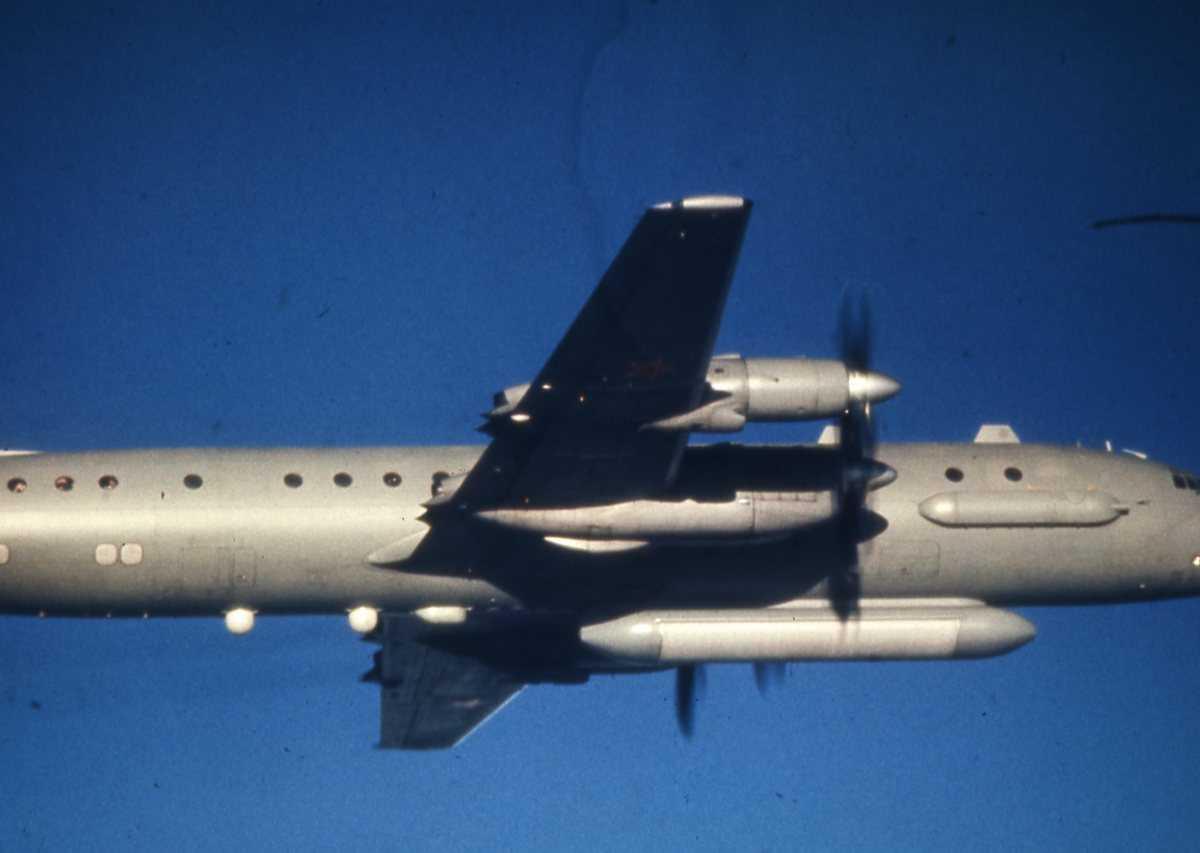 Russisk fly av typen Coot A.