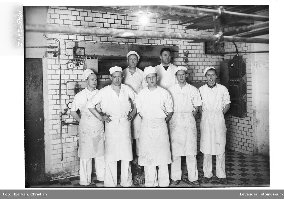 Fritjof Eriksens bakerovner og bakere I