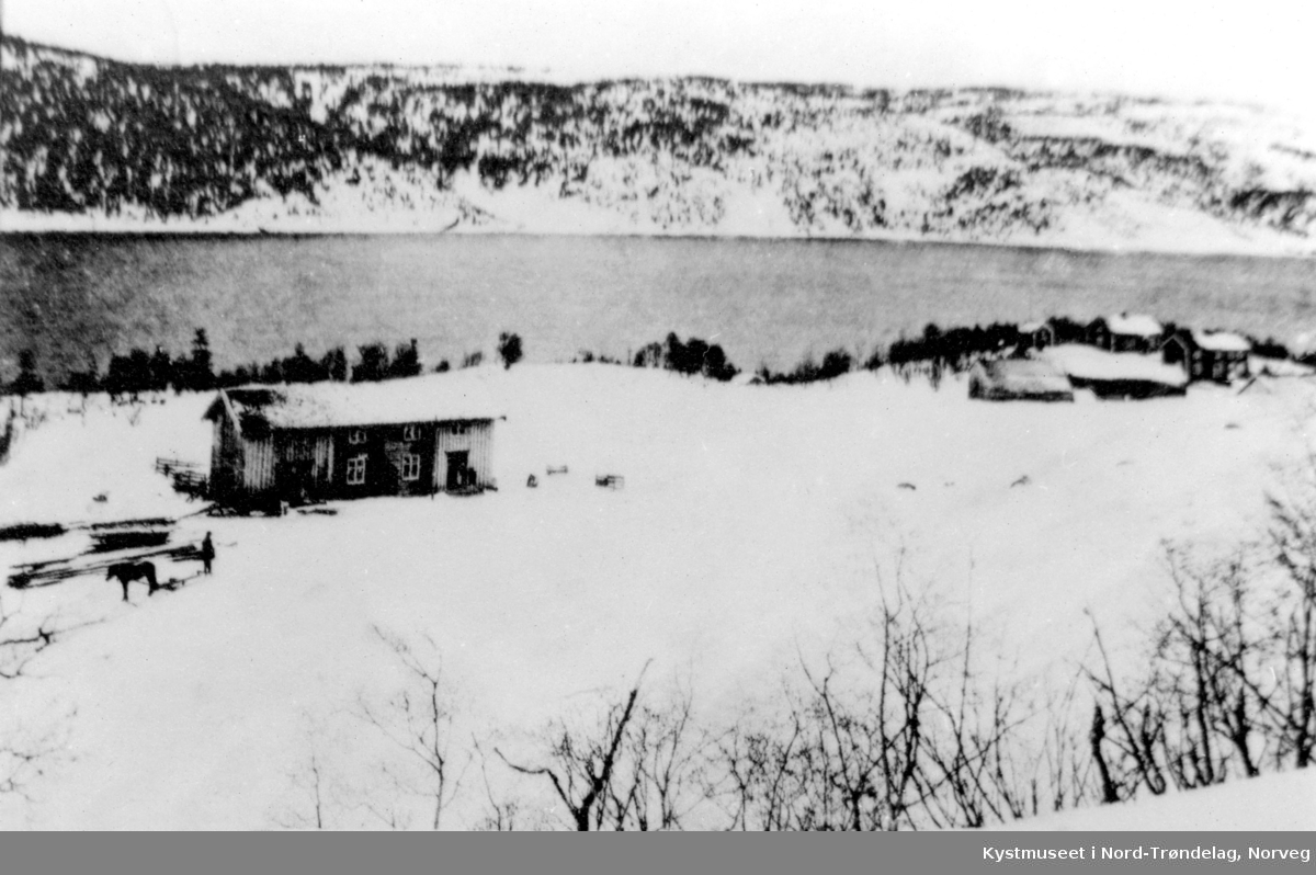 Heimsnes i Nærøy kommune