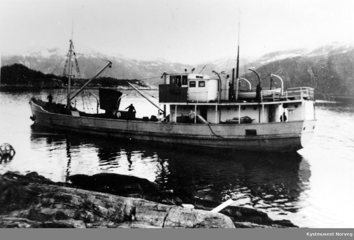 Den engelske minesveiperen Hepo senere kalt Vepo