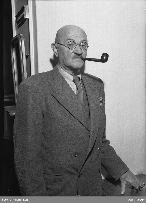 Christensen, Halfdan (1873 - 1950)