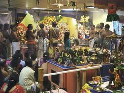 Hinduisme, Sivasubramanyar Alyam, tempel, seremoni, Tiruvela