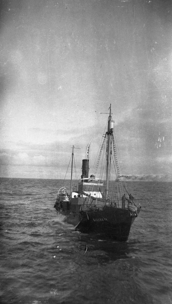 Hvalfangst - dampskip