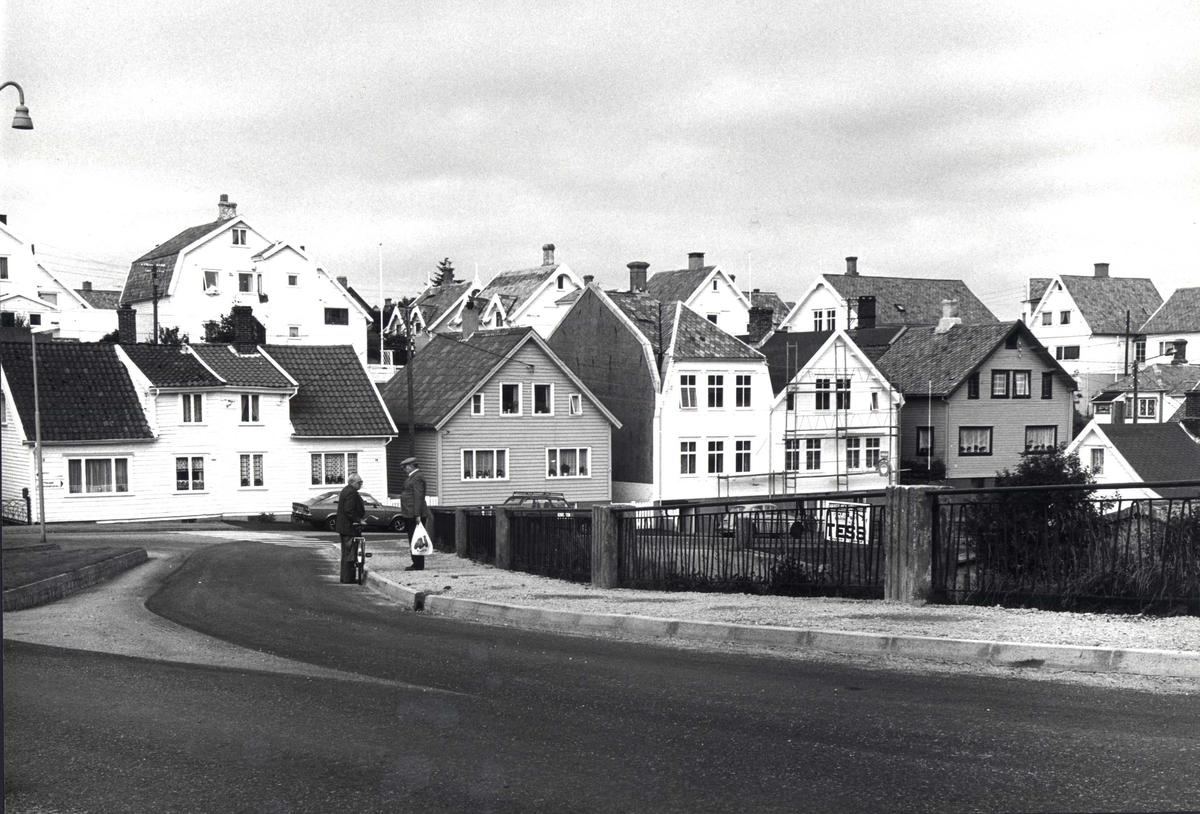 Bybilde - Bakerøy.